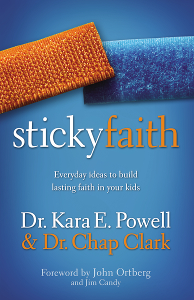 Sticky Faith Deal on E-books