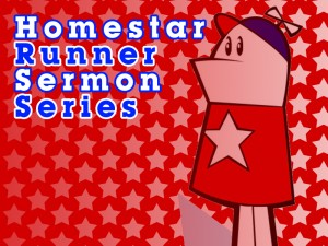 Homestar Runner Slide