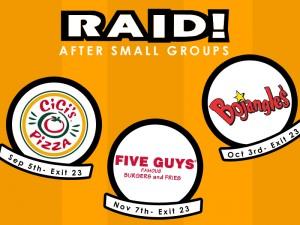 RAID Fall 2012 Slide
