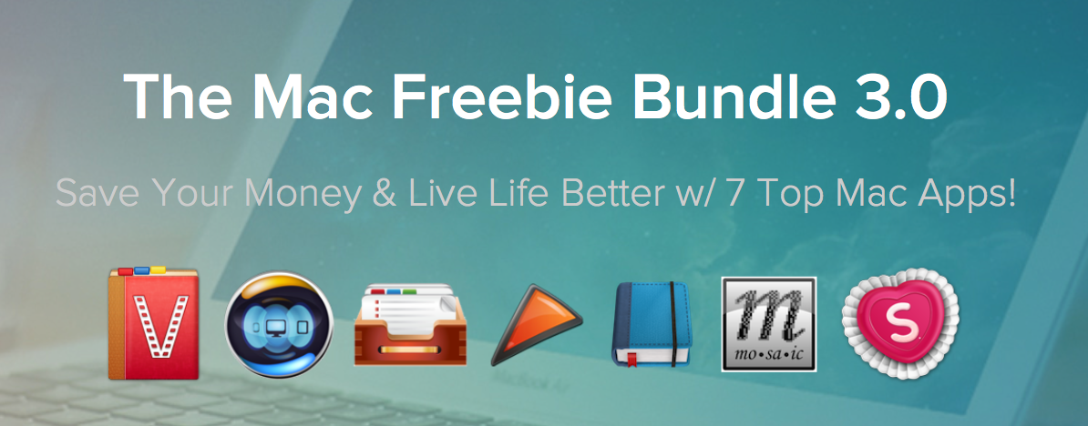 Free Mac App Software Bundle