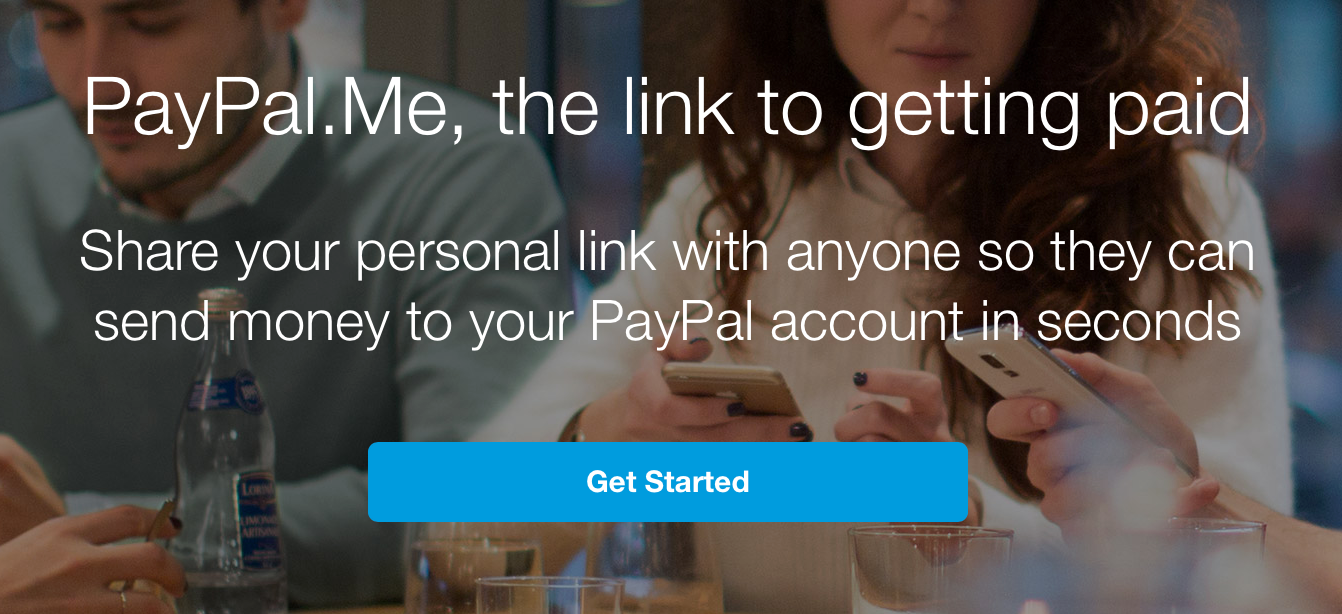 Get Paid Easy with PayPal.me